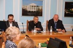 С.Д. Лебедев, М. Благоевич, В.М. Захаров