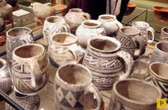 8. Индейские артефакты из Бландинга